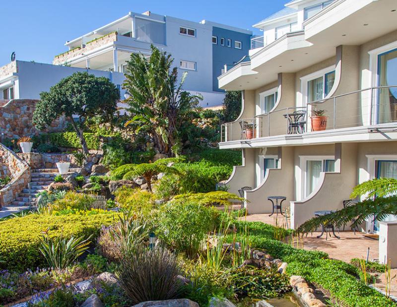 Ocean View Cape Town Garden Patio