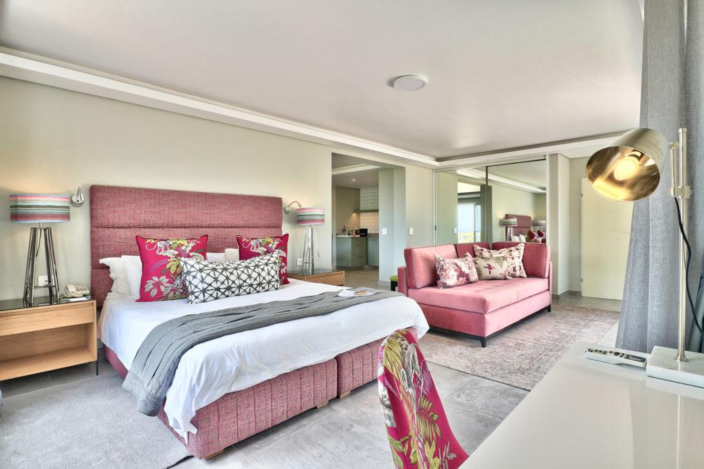 Ocean View Cape Town Bedroom