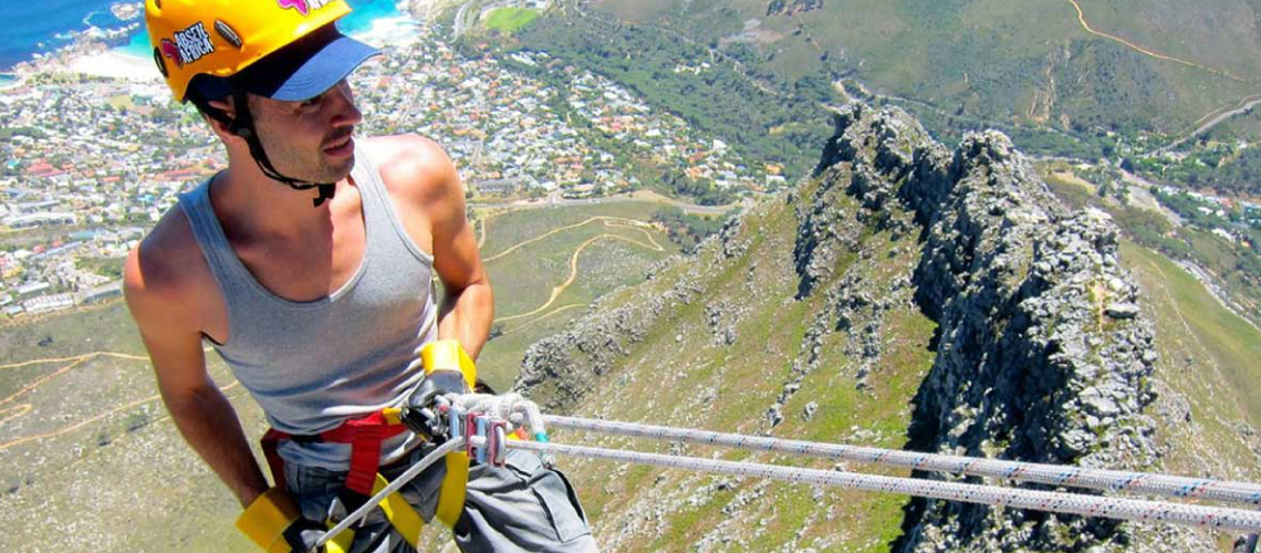 , Abseiling Adventures, Ocean View House