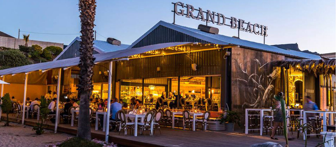 , The Grand Cafe and Beach, Ocean View House
