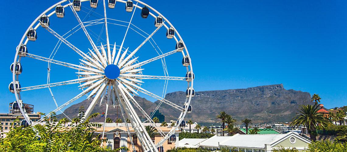 , Big Wheel, Ocean View House